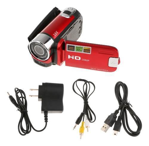 Mini Alta Definición 1080p Videocámara De Vídeo Digital