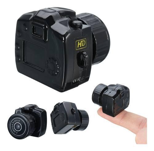 Mini Más Pequeño Cámara De La Videocámara Grabadora De
