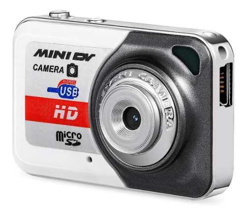 Mini Videocamara Dv Camara Hd Gris
