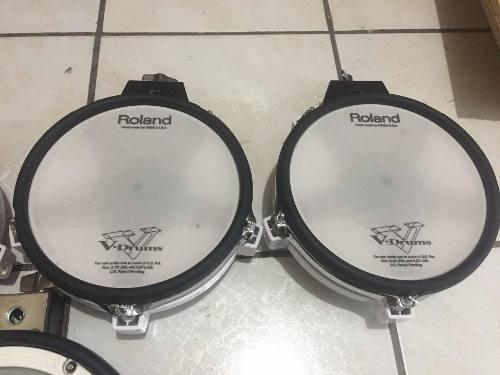 Roland Pd-80 Pad Batería Eléctrica Trigger Parche De Malla