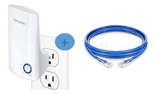 Rompemuros Amplificador De Señal De Internet Red Wifi