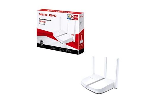 Router Mercusys Mw305r 3 Antenas Envío Gratis 5% Descuento