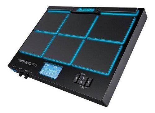 Samplepad Pro Alesis Bateria Percusion Digital Envio Gratis