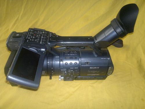 Vendo Cambio Videocamara Sony Hdr Fx1