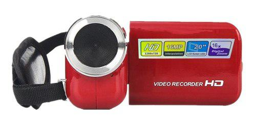 Videocámara Digital Gd 1080p Fhd