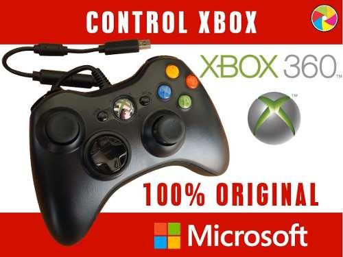 2 Controles Originales Xbox 360 Alámbricos Microsoft