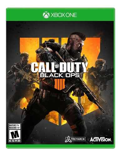 Call Of Duty Black Ops 4 Para Xbox One Start Games Meses
