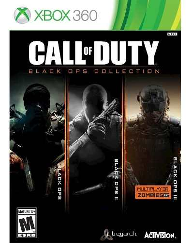 Call Of Duty: Black Ops Collection - Xbox 360 - Envíogratis
