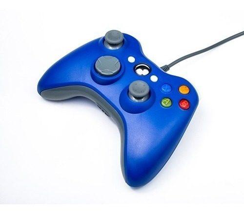 Control Alambrico Usb Para Xbox 360 O Pc:: Virtual Zone