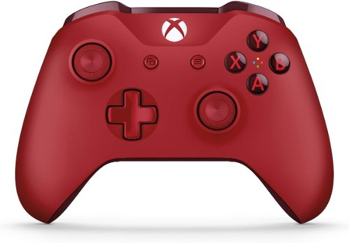 Control Inalámbrico Red Para Xbox One A Meses