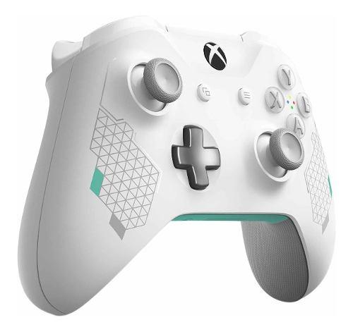 Control Inalámbrico Sport White Para Xbox One A Meses