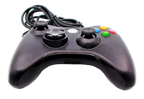 Control Xbox 360 Pc Alambrico Generico Plug Play Full