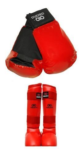 Equipo De Protección Para Karate