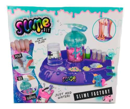 Fabrica De Slime Diy Factory Glitter