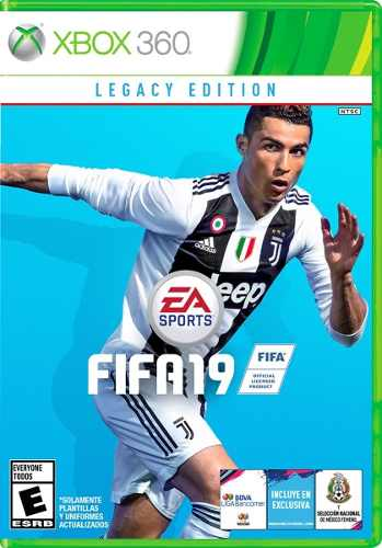 Fifa 19: Legacy Edition - Xbox 360 Nuevo Original Fisico