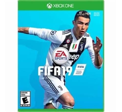 Fifa 19 - Xbox One Nuevo Y Sellado
