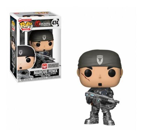 Funko Pop Gears Of War 100% Original Tienda Oficial
