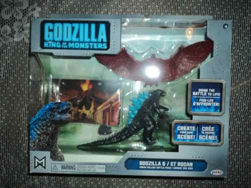 Godzilla King Of The Monsters Padrisimo Envio Gratis
