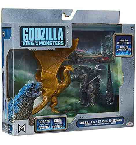 Godzilla King Of The Monsters Vs King Ghidorah Env Gratis