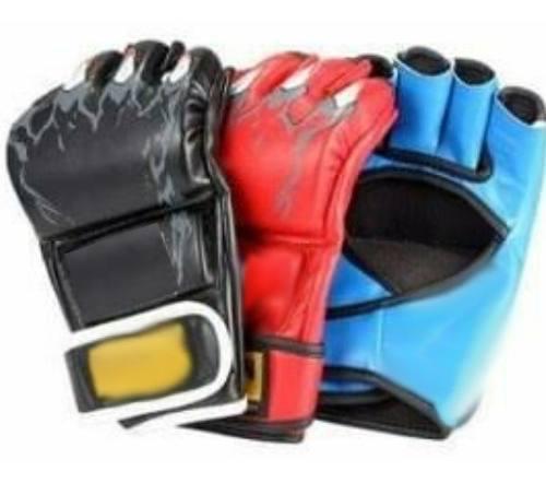 Guantes 2 Pares Profesionales Idc Box Thai Boxing Envio G!