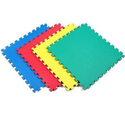 Paquete De Piso De Colores Para Gimnasio