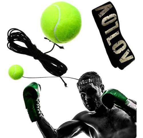 Pelota De Boxeo Box Muay Thai Kick Boxing Fight Ball D1143