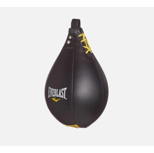 Pera Fija De Boxeo Everlast Para Tablero 100% Piel