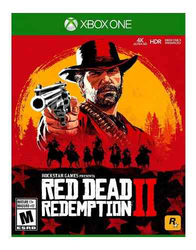 Red Dead Redemption 2 Para Xbox One Start Games. A Meses.