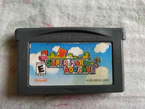 Super Mario Advance Gba Original, Buen Estado $199