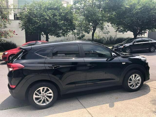 Vendo camioneta Hyundai Tucson GLX Premium 2018 unica dueña