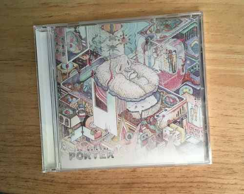 Cd Porter Las Batallas Álbum Completo  Umm Nuevo