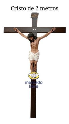 Cristo Grande De 2m