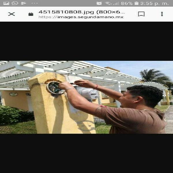 Electricista en Mérida Yucatán 24 horas