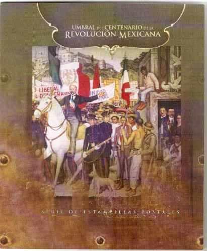 Folleto-hojilla  Umbral Centenario Revolución Mexicana