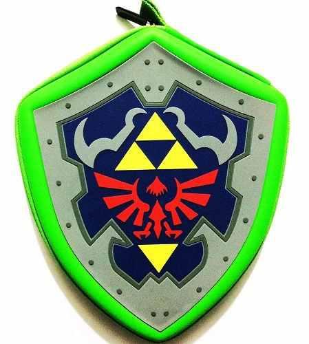 Funda Para Nintendo 3ds & New 3ds Xl - Zelda Link Nintendo