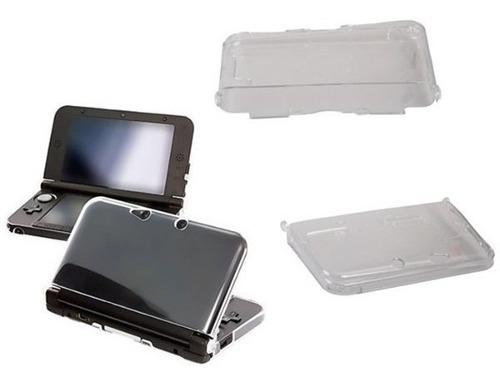 .: Funda Protector Crystal Case Nintendo New 3ds Xl:. Bsg