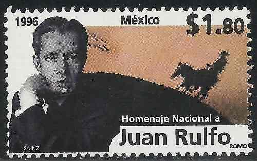 Homenaje Nacional A Juan Rulfo Escritor Sc  Mnh