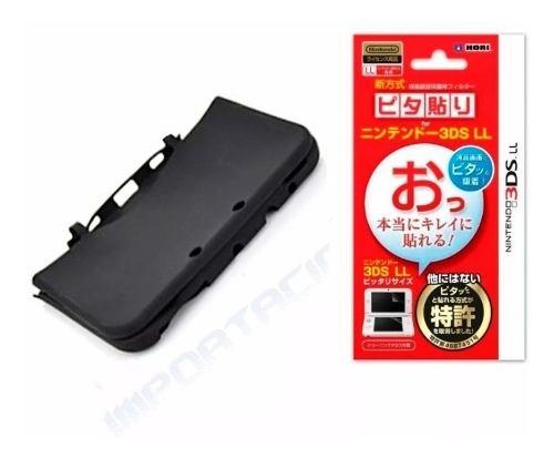Kit De Proteccion Para Nintendo New 3ds