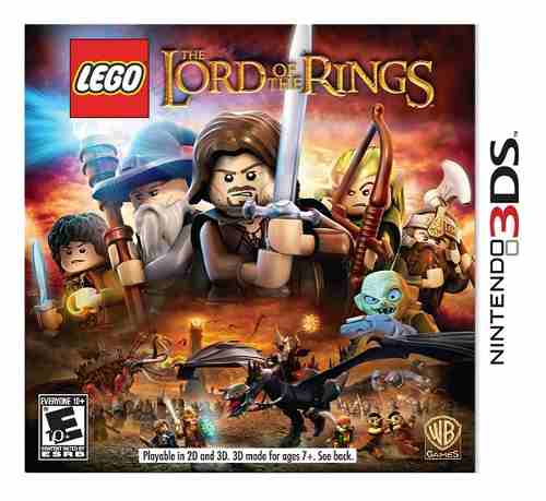 Lego The Lord Of The Rings Nintendo 3ds (en D3 Gamers)