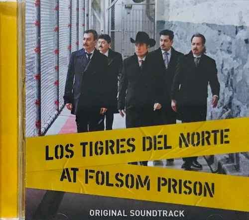 Los Tigres Del Norte, At Folsom Prison Cd Nuevo Sellado