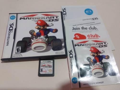 Mario Kart Nintendo Ds Usado