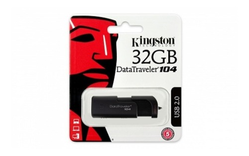 Memoria Usb Flash Drive 32gb Kingston Dt Nueva