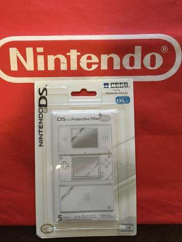 Mica Para Pantallas De Nintendo Ds Lite