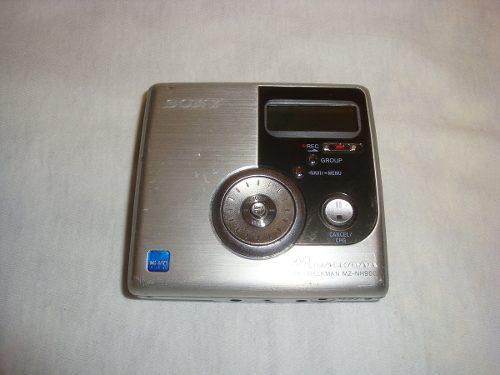 Minidisc Sony Hi Md Mz Nh900 Buen Edo
