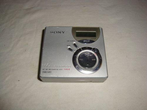 Minidisc Sony Net Md Mz N520 Buen Edo