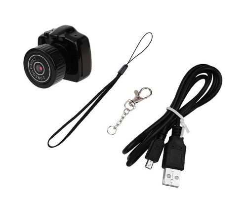 Más Pequeño Mini Cámara Videocámara Audio Video