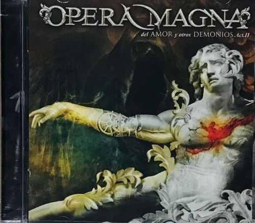 Opera Magna, Del Amor Y Otros Demonios Act. 2 Cd, Nuevo