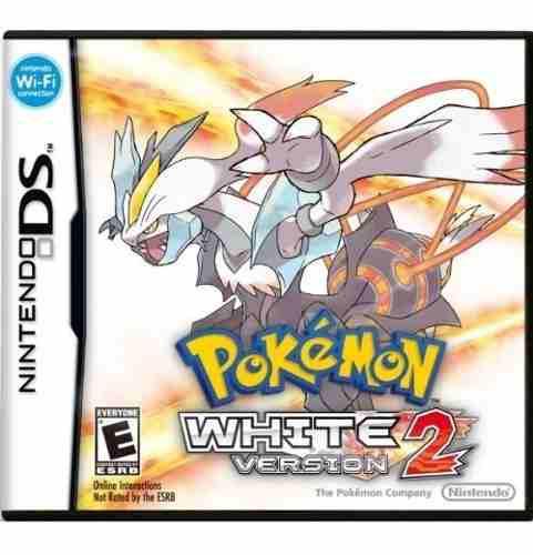 Pokemon Blanco Version 2 - Nintendo Ds
