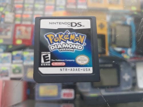 Pokemon Diamond Para Nintendo Ds (Envio Gratis)