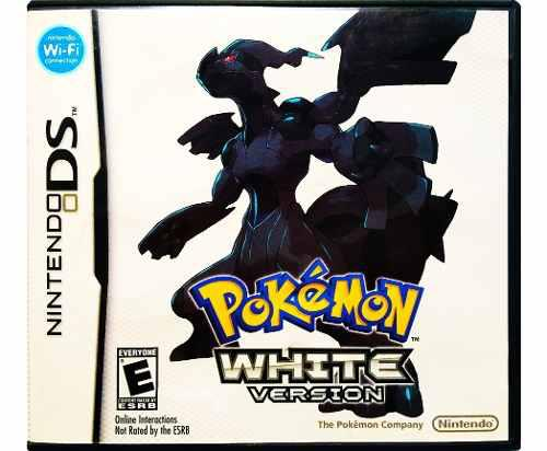 Pokemon White + 649 Pokemon Shinys - Nintendo Ds 2ds & 3ds